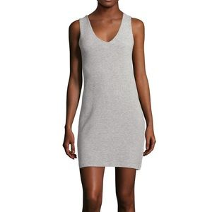 French Connection • Gray Shift Dress
